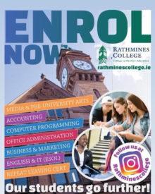 Rathmines College Dublin - PLC Courses