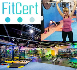 Fitcert fitness training courses in Dundalk, Offaly and Dublin