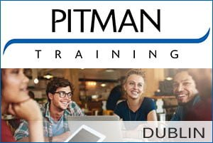 Part time courses in Dublin with Pitman Training Dublin