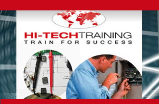 electronics and security courses with hi-tech training
