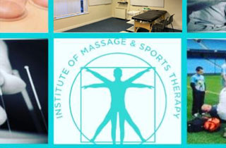 Sports therapy courses with IMST