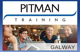 Pitman Training Galway