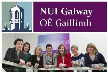 part time courses in Galway with NUIG