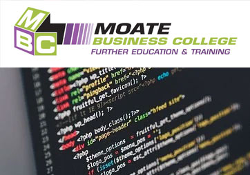 computer courses Moate Business College