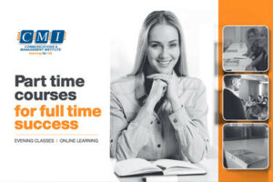 part time courses in Dublin
