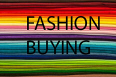 online fashion buying course