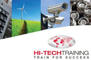 hi tech training courses