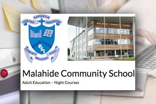 Malahide Community School – Adult Education - picture 1