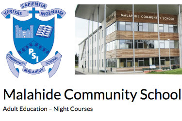 Malahide Community School – Adult Learning on Findacourse ie