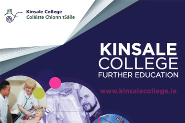 Courses with Kinsale College in Cork