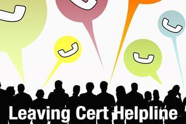 Leaving Cert Results Helpline