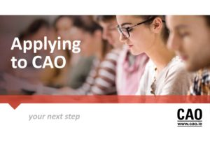 Applying to the CAO