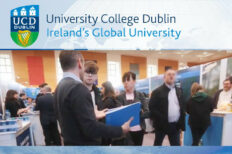 UCD Science, Computer Science, Actuarial & Financial Studies Open Evening
