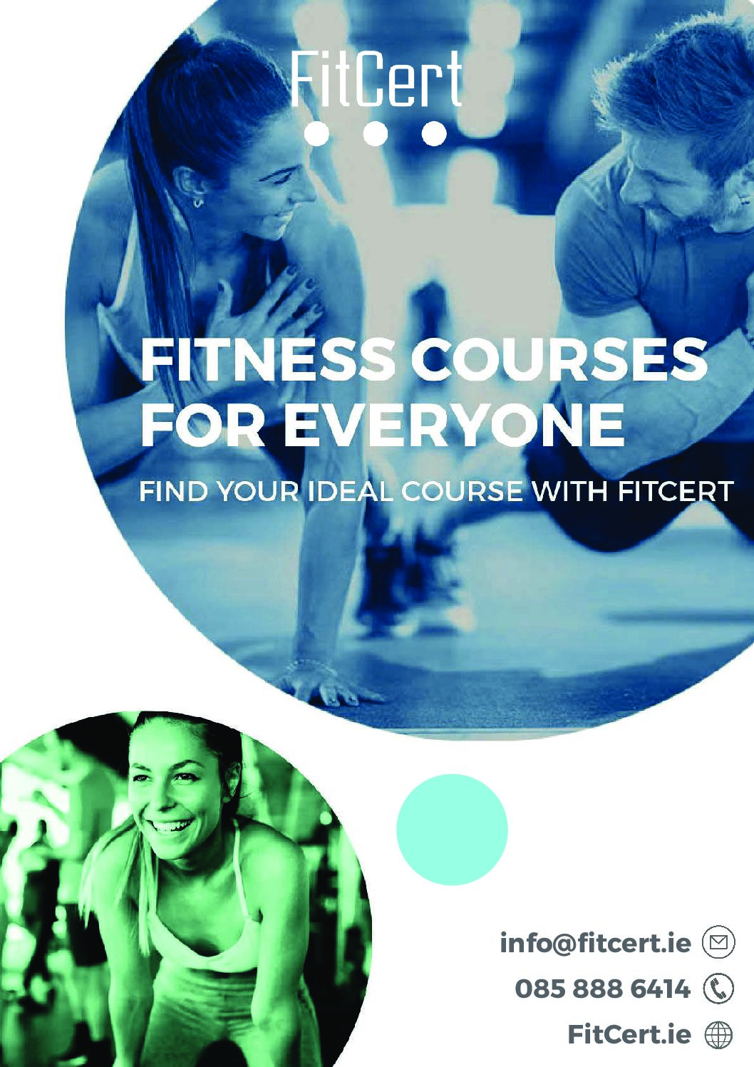 Fitness Qualifications, Dublin, Louth & Offaly