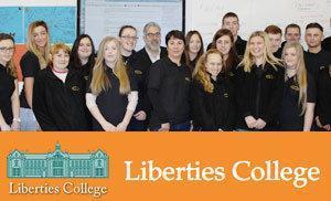 Liberties College Online Open Day