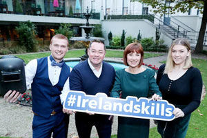 Ireland Skills Live, March 2019