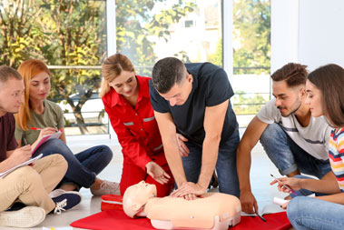 First Aid Responder Limerick
