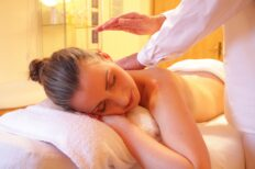 Indian head, Pregnancy & Hot stone massage package