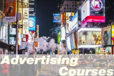 Courses on Advertising