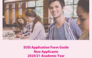 SUSI Grant Application Guide