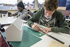 Dun Laoghaire Further Education Institute - Advanced Cert in Architectural Technology & Design - 1