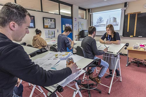 Dun Laoghaire Further Education Institute - Architectural Technology and Design - 1