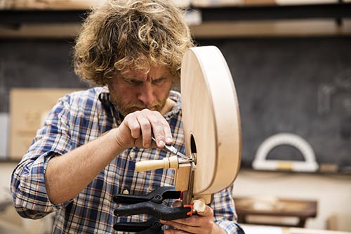 Dun Laoghaire Further Education Institute - Furniture Design and Making - 1