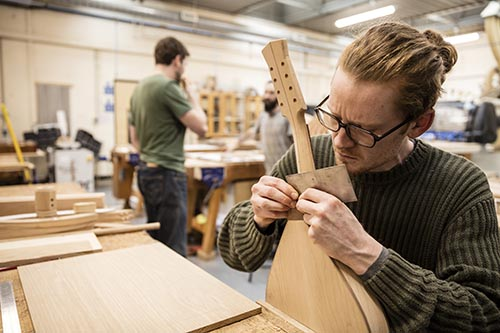 Dun Laoghaire Further Education Institute - Musical Instrument Making and Repair levels 5 and 6 - 2