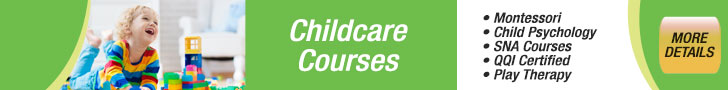 Childcare Courses Ireland