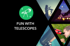 Fun with Telescopes – Online Course