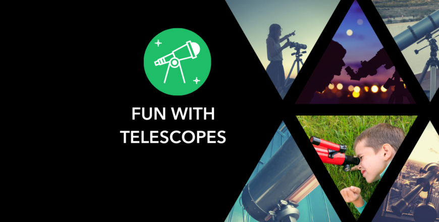 Barony Training - Fun with Telescopes – Online Course - 1