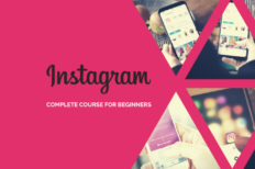 Instagram Marketing – Video Based Online Course