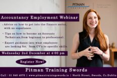 Accountancy Training Online Webinar