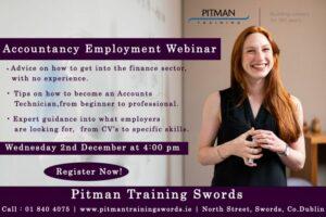 Accountancy Training Online Webinar