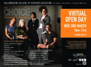 Sallynoggin College Virtual Open Day
