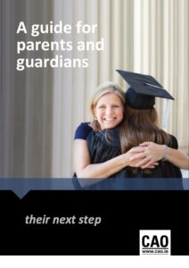 CAO Applications – A Guide for Parents and Guardians