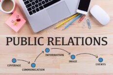 Public Relations and Content Creation (Certificate)