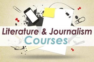 Literature and Journalism  Courses in Limerick