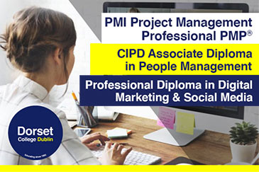 Management courses in Dublin with Dorset College