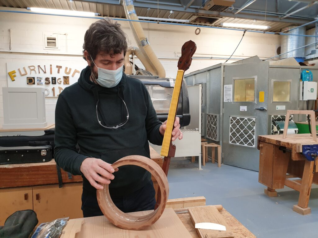 Dun Laoghaire Further Education Institute - Musical Instrument Making and Repair levels 5 and 6 - 3